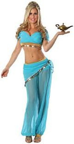 Arabian Nights Adult Sexy Costume