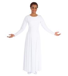 Adult Long Sleeve Dance Dress