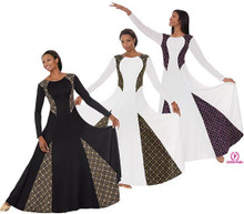 Royalty Dance Praisewear Dress