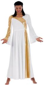 Eternity Loose Cut Praisewear Dress
