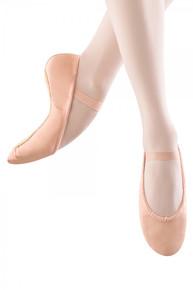 Dansoft Full Sole Ballet Shoe - Ballet Pink