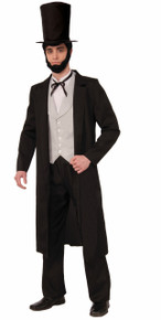 Deluxe Abraham Lincoln Adult Costume