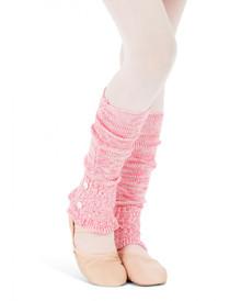 Girl's Knit Lovely Legwarmers