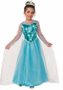 Princess Krystal Kids Costume