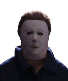 Halloween Licensed Michael Myers Overhead Latex Mask