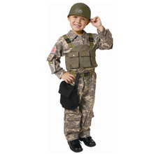 Special Forces Navy Seal Kids Costume Set
