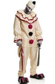 Horror Clown Pants, Shirt & Hat