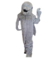 Deluxe Plush Dolphin Mascot