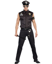 Dirty Cop Officer Ed Banger 6 Pc Set