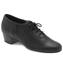 Ladies Black Practice Ballroom Character Shoe