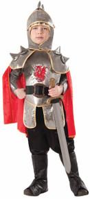 Silver Knight Kids Costume