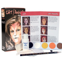 Cat / Animal Makeup Kit with Accessories