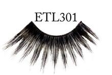 Eyelashes Black Thick & Long Babydoll (no adhesive)