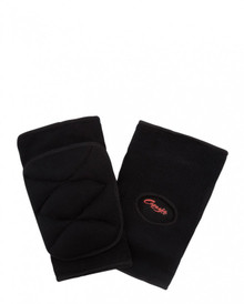 Adult Dance Black Knee Pads