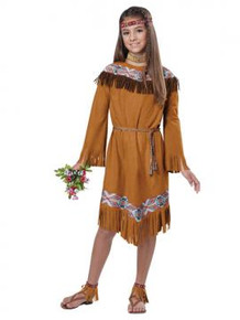 Native American Kids Dress