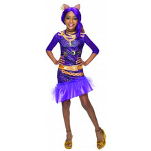 Clawdeen Wolf Licensed Monster High Costume