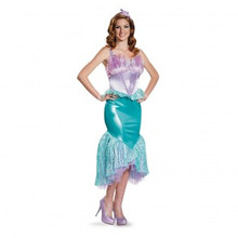 Ariel Little Mermaid Adult Licensed Disney