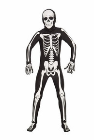 I'm Invisible Bone Suit Skeleton 2nd Skin