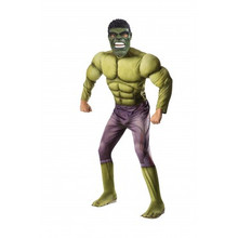 Avengers Age of Ultron Licensed Deluxe Hulk Costume