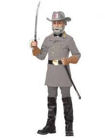Confederate General Robert E Lee Kid's Costume