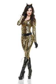 Cheetahlicious Liquid Metal Body Suit