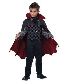 Boy's Count Bloodfiend Vampire Top