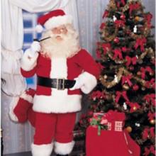 Imperial Santa Suit Regal Red 40 - 48 Jacket Size