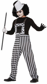 /harlequin-clown-overalls-black-and-white-checkered/