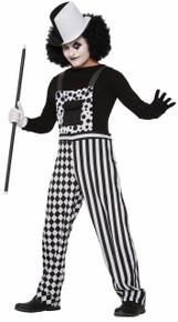 /harlequin-clown-overalls-black-and-white-checkered/