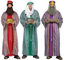 3 Wise Men Adult Costume