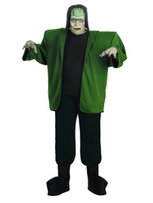 Frankenstein Adult Plus Size Costume