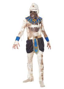 Pharaoh's Revenge Egyptian Mummy Kids Costume