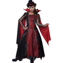 Vampiress Victorian Dress Size Small Ladies