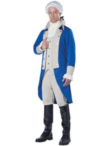 George Washington Men's Costume Set