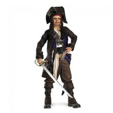 Captain Jack Sparrow Kids Costume Set