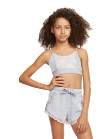 Capezio Girl's Dream Catcher Bra Top