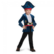 Captain Jake And The Never Land Pirates Classic Childs Costume