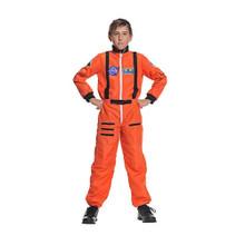 Astronaut Kids Orange Jumpsuit w/ NASA Patches