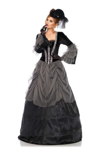 Victorian Ball Gown Women's Gothic Dress