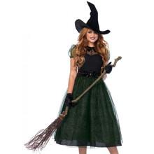 Darling Spellcaster Women's Witch Long Dress (85529)