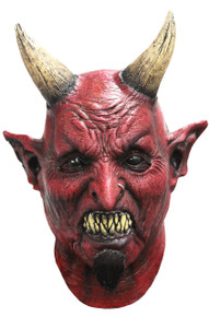 /azogh-khan-satin-devil-mask-with-goatee-and-horns/