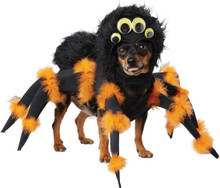 Spider Pup Dog Costume