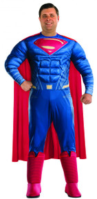Superman v Batman Mens Plus Size Licensed DC Comics Superman