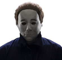 Halloween 4 Licensed Michael Myers Deluxe Latex Mask