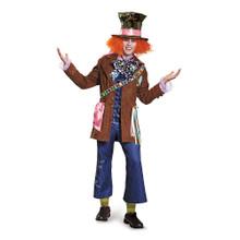 Alice in Wonderland Mad Hatter Prestige Edition Men's Costume