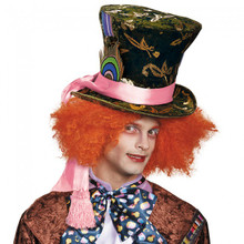 Alice Through The Looking Glass Mad Hatter Prestige Adult Hat