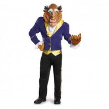 Disney Beauty & the Beast Ultra Prestige Edition w/ Mask Men's Adult Costume