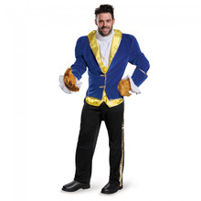 Disney Beauty & the Beast Super Deluxe Mens Adult Costume