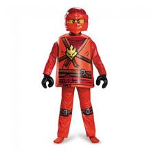 LEGO Ninjago Deluxe Kai Childs Costume