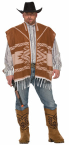 "Lonesome Cowboy Big XL Size 48"" Chest"